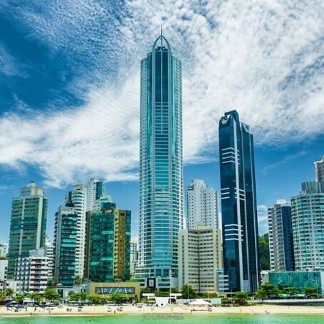 Os 10 Maiores Arranha-C�us do Brasil, j� constru�dos ou em constru��o!